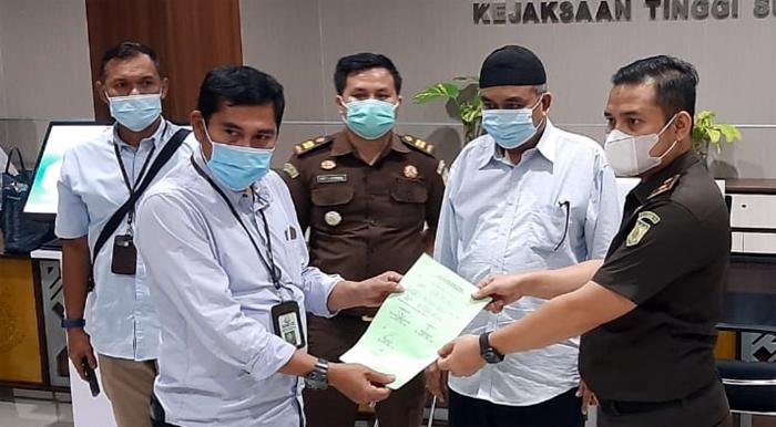 DPO Terpidana Kejari Simalungun Diamankan di Medan