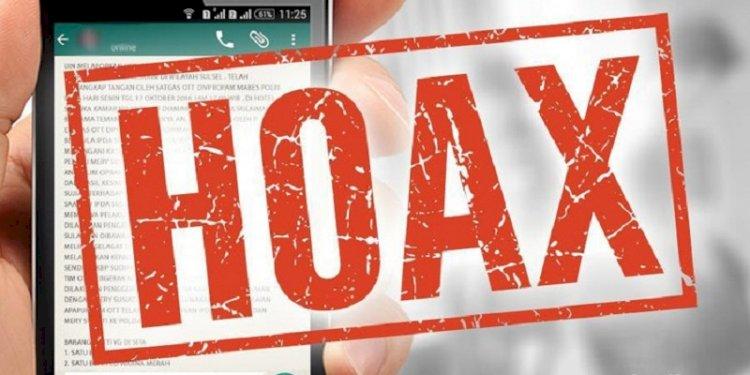 Sepanjang 2020, Polri Tangani 352 Kasus Hoaks Terkait Covid-19