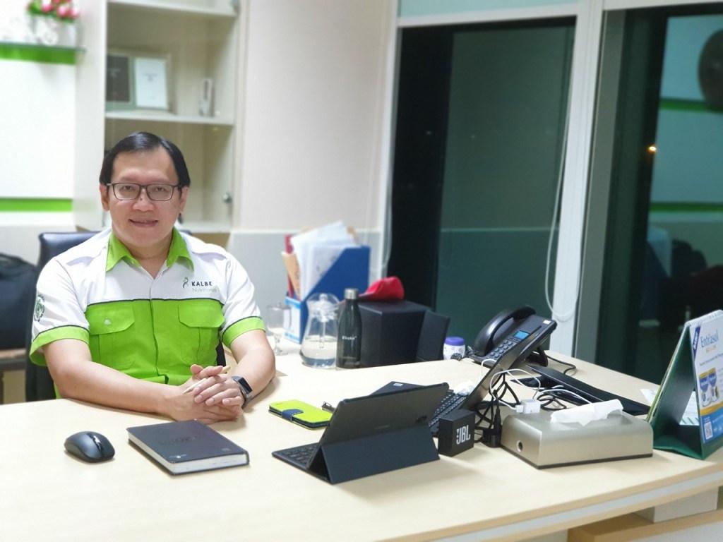 Berikan Nutrisi Terbaik, KALBE Nutritionals Gandeng Gabungan Koperasi Susu Indonesia