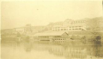 Cherokee Inn Boathouse circa 1920s