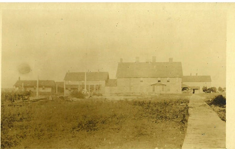 Currituck Shooting Club House circa 1920s