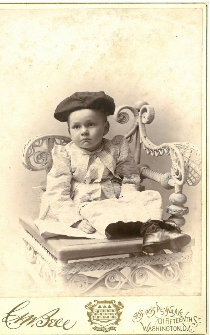 Albert Read Wescott Sr. 1890