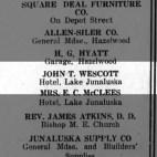 The Carolina Mountaineer and Waynesville Courier 11 Jun 1923, Mon, pg 8