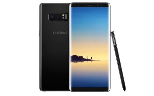 Galaxy Note 8 christmas 2017