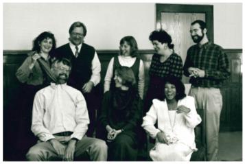 1993 TMC Staff