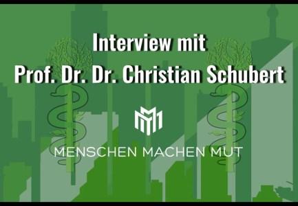 Interview mit Prof. Dr. Dr. Christian Schubert