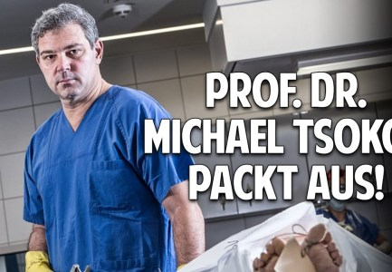 Tabuthema Kindesmisshandlung – Prof. Dr. Michael Tsokos packt aus!