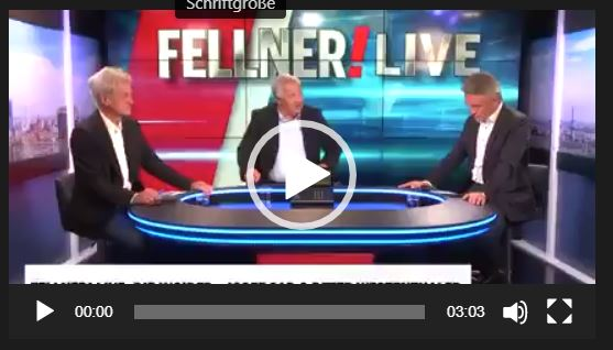 Peter Westenthaler bei Fellner