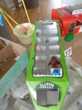 J7 : Les jouets pour playmobil de Chloé et Coralie : le bus