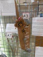 A3 : Le porte torchon avec la cuillère de grand-mère