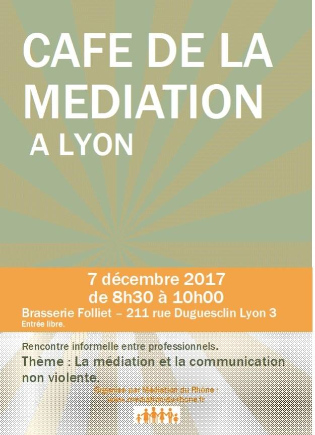 Café médiation Lyon