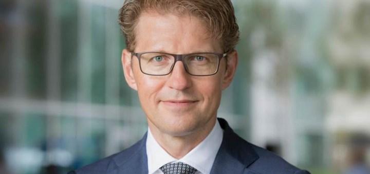 Minister voor Rechtsbescherming Sander Dekker (foto Arenda Oomen).