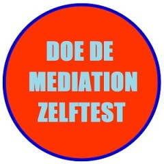 Doe de mediation zelftest - Mediation Eerst