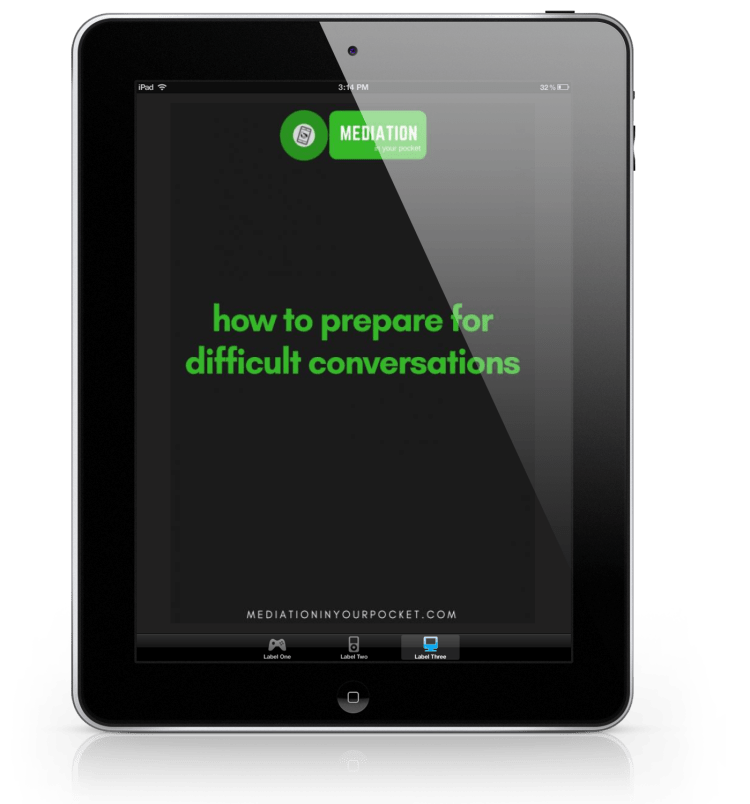Download How To Prepare For Difficult Conversations