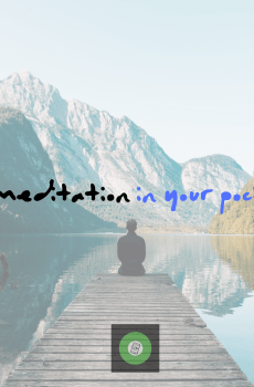 meditation in your pocket