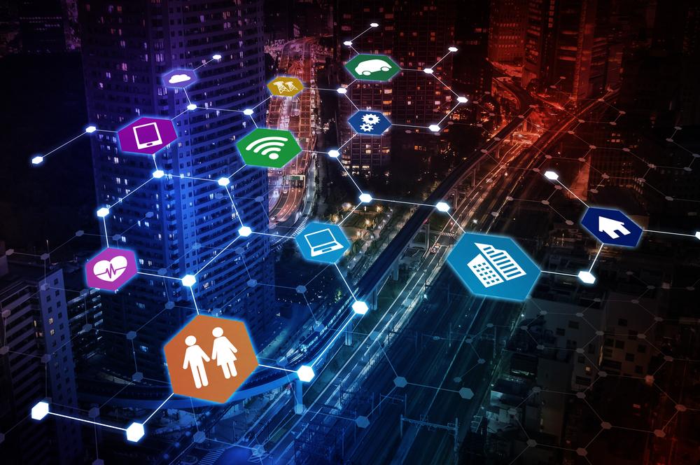 IoT concept 1 - IOT (İnternet of things) = Nesnelerin İnterneti Nedir ?