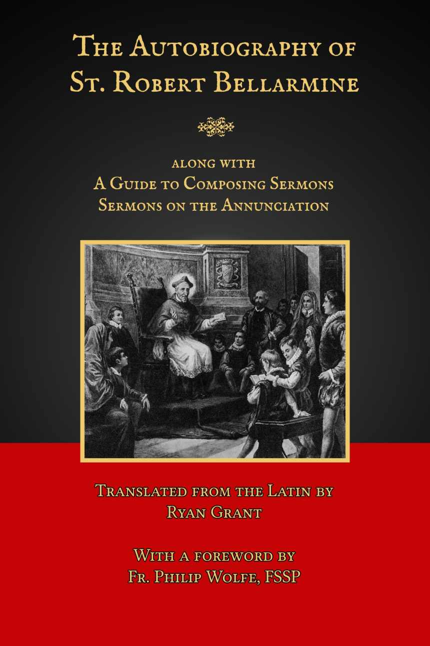Autobiography of St. Robert Bellarmine