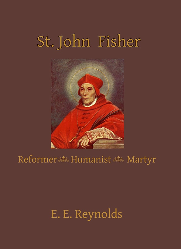 St. John Fisher - Hardcover
