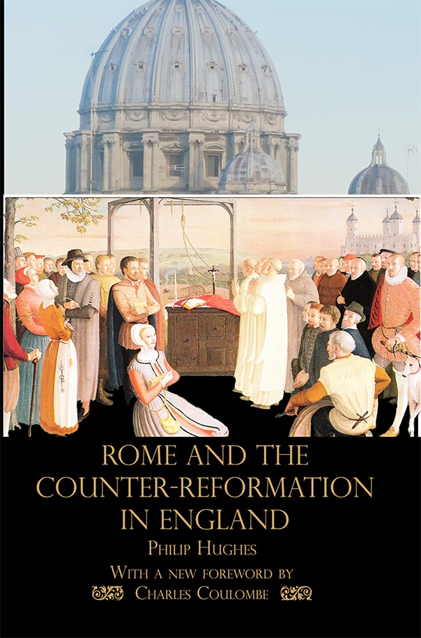 Rome and the Counter-reformation in England - Hardcover