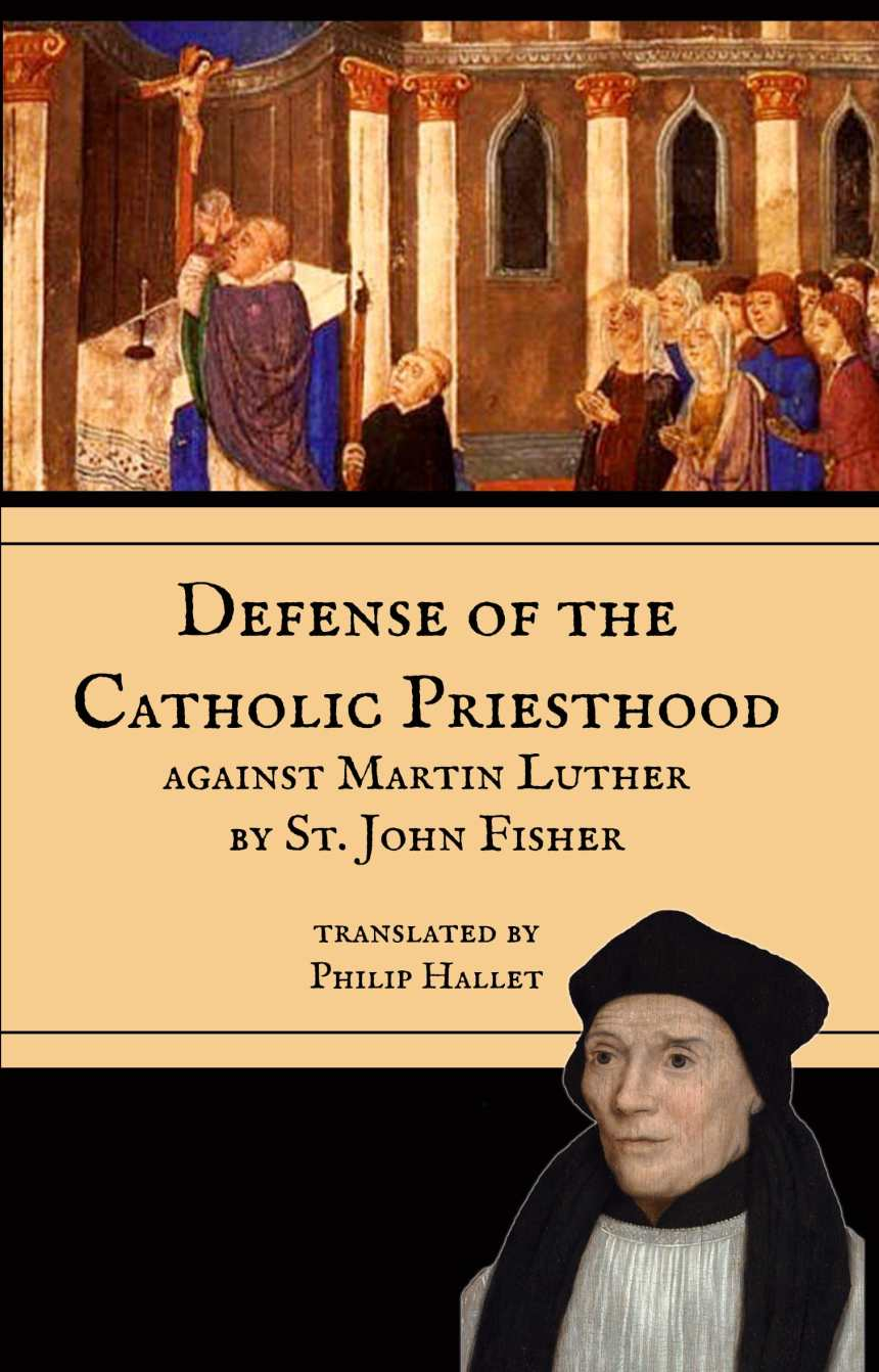 Defence of the Priesthood - Fisher