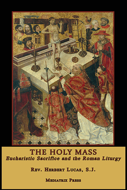 The Holy Mass - hcover