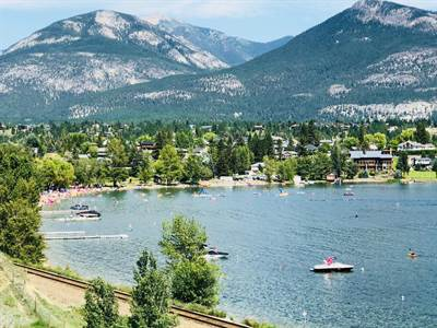 View lot in Invermere