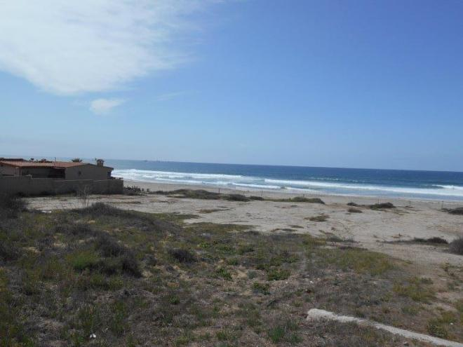 Oceanfront Lot For Sale Reforma, Rosarito Beach