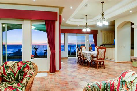 Rosarito Beach Oceanfront Community Condo at Marena Cove