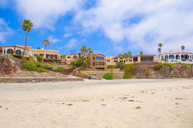 Ocean View Lot For Sale in Castillos del Mar, South Rosarito