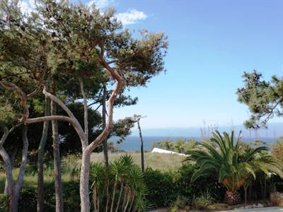 Sea View Plot with Project Approved in Cascais, Lisbon
