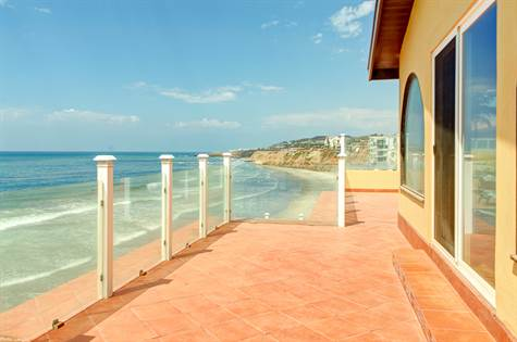 Baja Real Estate Oceanfront Home for Sale San Antonio del Mar