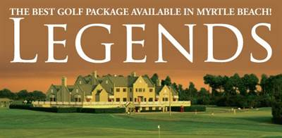 Legends Golf Club House golf package