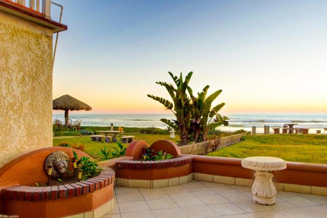 Oceanfront Home For Sale Ricamar, Rosarito Beach