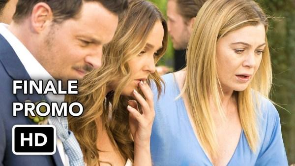 Grey's Anatomy 14×24 anticipazioni dell'ultimo episodio in ...