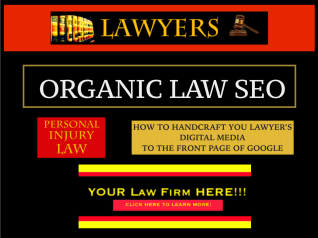 http://www.LawOrganic.com and the Best Personal Injury Attorney's Online Digital Media Marketing and best lawyers in Washington DC #bestlawyers