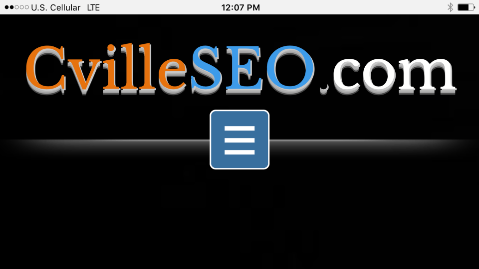 seo serps adwords sem ppc goigle front page