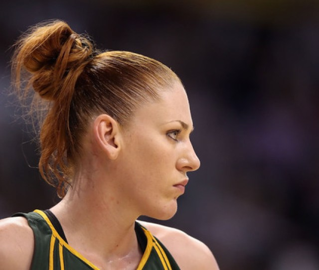 Phoenix September  Lauren Jackson  Of The Seattle Storm In Game Two Of The Western Conference Finals Against The Phoenix Mercury During The