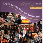 Bozeman-Symphony-Newspaper Insert-Design 2014