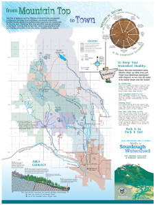 Bozeman Watershed brochure map design and illustration 2015 _Page_2