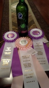 Prize winning wine label design bozeman montana