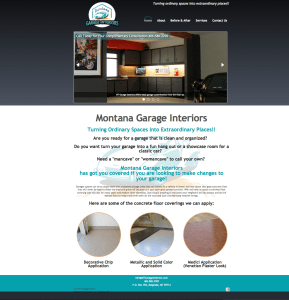 website-design-for-Montana-Garage-Interiors-Bozeman-Montana-
