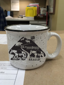 USFS Cup Design Example