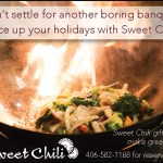 bozeman restaurant social media campaign management and ad design