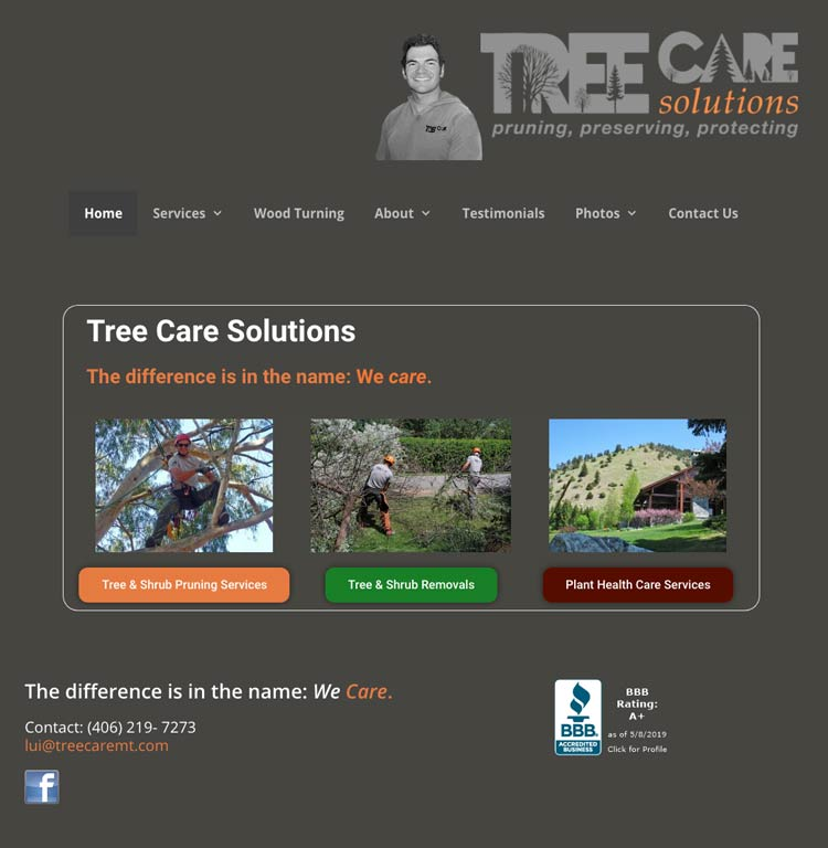 custom-wordpress-website-update-to-responsive-design-for-bozeman-tree-care-company