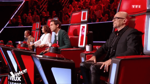 Audience TV : The Voice remporte la battle face à Cassandre de France 3