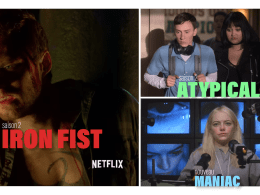 Netflix septembre 2018 séries films
