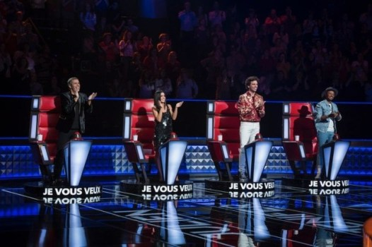 "Audiences : ""The Voice"" redevient premier, l'ultime ""Grand cabaret"" derrière ""Mongeville"""