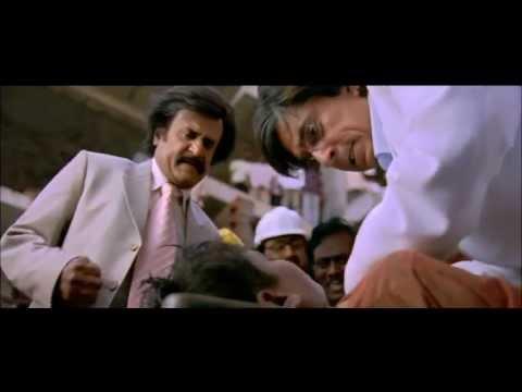 A CPR scene from the film Shivaji