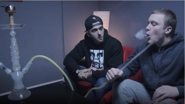 «Пассивное» курение