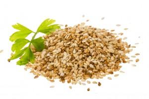 Les graines du sésame